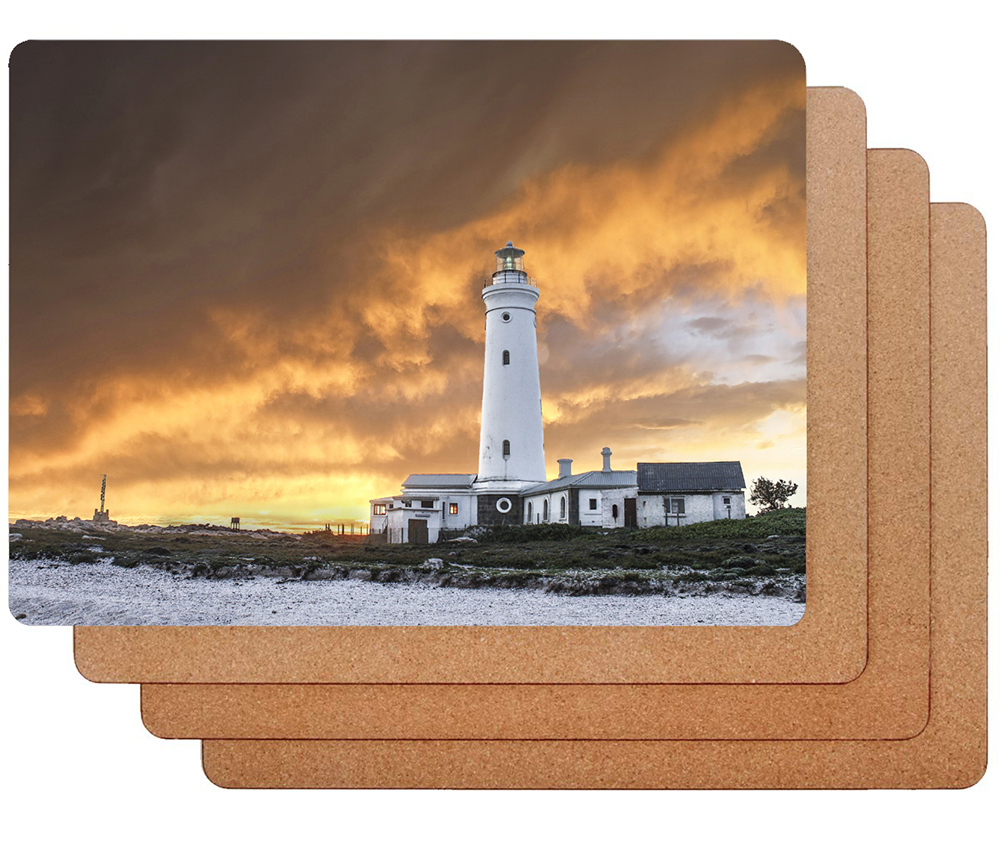 Cork Backed Place Mats